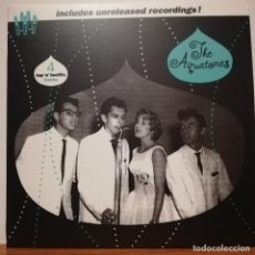 """Discos de vinilo: DOO WOP EP, THE AQUATONES """"SHE'S THE ONE FOR ME + 3"""".... SWEET BEAT RECORDS. Lote 226506605"""