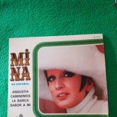 Discos de vinilo: MINA : MUSICA ITALIA EXT.PLAY SPAIN NUEVO- OPORTUNIDAD COLECCIONISTAS. Lote 226527480