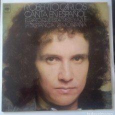 Discos de vinilo: ROBERTO CARLOS-CANTA EN ESPAÑOL #. Lote 226561935
