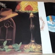Discos de vinilo: LP - DON WILLIAMS - LISTEN TO THE RADIO - MADE IN USA. Lote 226570034