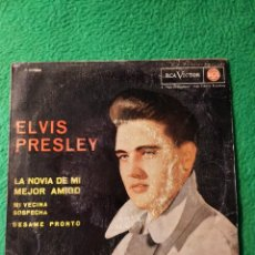 Discos de vinilo: ELVIS PRESLEY: SOLO PORTADA SIN VINILO EP SPAIN OPORTUNIDAD COLECCIONISTAS. Lote 226579020