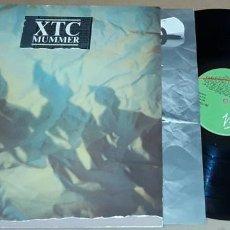 Discos de vinilo: LP - XTC - MUMMER - XTC MUMMER. Lote 226579654