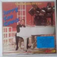 Discos de vinilo: JERRY LEE LEWIS-GREAT BALLS OF FIRE#. Lote 226583515
