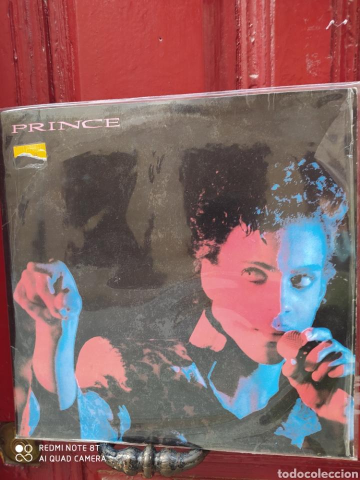 PRINCE RARE LIVE DOUBLE VINYL RECORD LP STADTHALLE WIEN 1987 NM . BUEN ESTADO (Música - Discos - LP Vinilo - Pop - Rock - New Wave Extranjero de los 80)