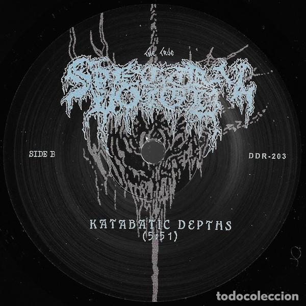 Discos de vinilo: Vastum / Spectral Voice - Split - 7 [Dark Descent Records] - Foto 4 - 226612455
