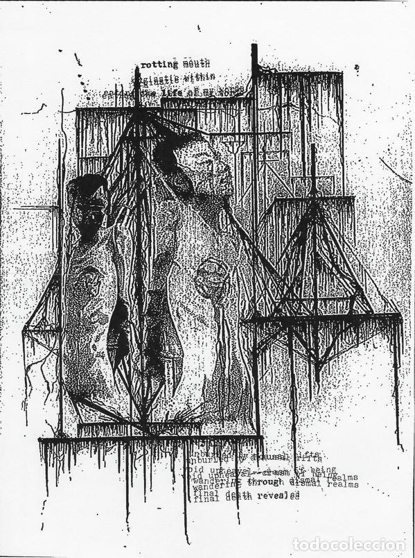 Discos de vinilo: Vastum / Spectral Voice - Split - 7 [Dark Descent Records] - Foto 5 - 226612455