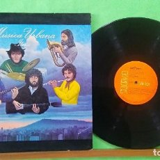 Discos de vinilo: MUSICA URBANA - IBERIA (CARLES BENAVENT) - LP DOBLE CARPETA -BUENO-LIMPIO CON ALCOHOL ISOPROPÍLICO. Lote 226614565