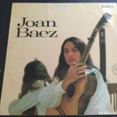 Discos de vinilo: JOAN BAEZ - FEATURING BILL WOOD AND TED ALEVIZOS. Lote 226618119