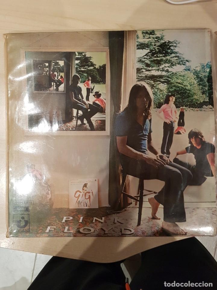 PINK FLOYD - 11 VINILOS EN MUY BUEN ESTADO - 2 DE ELLOS DOBLES (Música - Discos - LP Vinilo - Pop - Rock - Internacional de los 70)