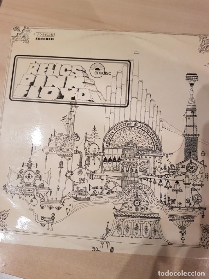 Discos de vinilo: PINK FLOYD - 11 VINILOS EN MUY BUEN ESTADO - 2 de ellos dobles - Foto 2 - 226621125