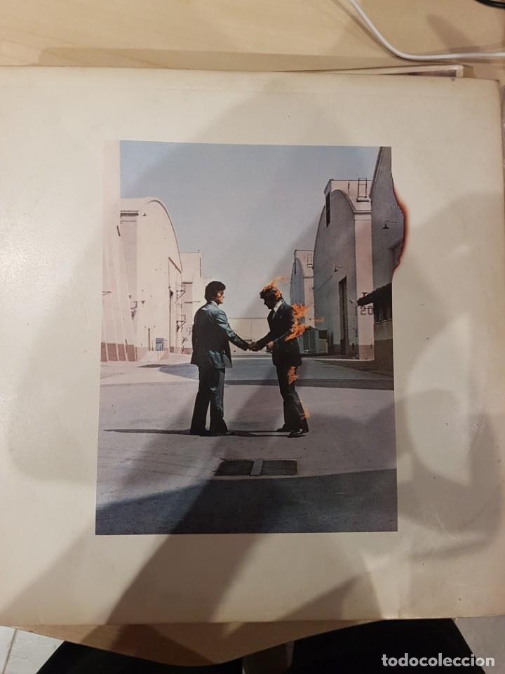 Discos de vinilo: PINK FLOYD - 11 VINILOS EN MUY BUEN ESTADO - 2 de ellos dobles - Foto 4 - 226621125