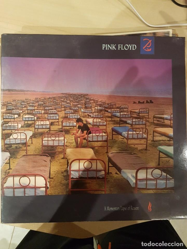 Discos de vinilo: PINK FLOYD - 11 VINILOS EN MUY BUEN ESTADO - 2 de ellos dobles - Foto 5 - 226621125