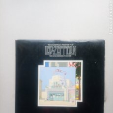 Discos de vinilo: LOTE 3 LP'S LED ZEPPELIN - THE SONG REMAINS THE SAME, IN THROUGH THE OUT DOOR, CODA. Lote 226635235