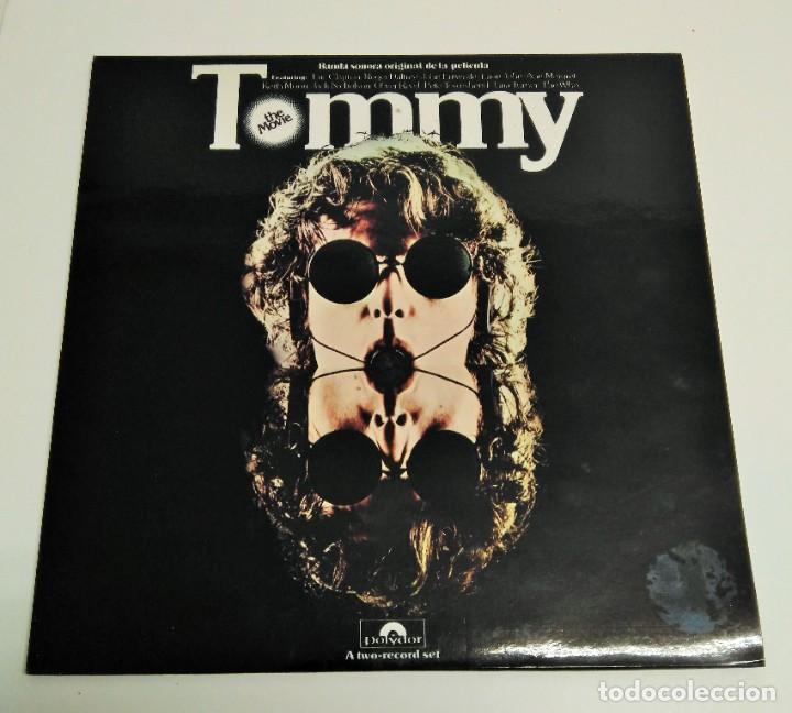 TOMMY (BANDA SONORA ORIGINAL DE LA PELÍCULA) (Música - Discos - LP Vinilo - Bandas Sonoras y Música de Actores )