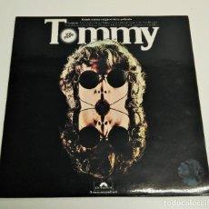 Discos de vinilo: TOMMY (BANDA SONORA ORIGINAL DE LA PELÍCULA). Lote 226639465