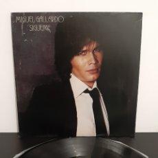 Discos de vinilo: MIGUEL GALLARDO. SIGUEME. ARIOLA. 1980. SPAIN. Lote 226640065
