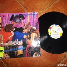 Discos de vinilo: LITTLE STEVEN NO MORE PARTY'S / FRUTA AMARGA EN ESPAÑOL REMIXES MAXI SINGLE VINILO 1987 USA 3 TEMAS. Lote 226641012