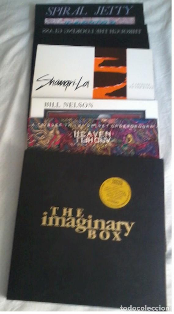 Discos de vinilo: THE IMAGINARY BOX 5 LP BOX SET (UK 500 ONLY Nº. 073) M/M NEW NUEVO - Foto 2 - 226650740