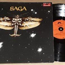 Discos de vinilo: LP - SAGA - MADE IN GERMANY. Lote 226653780