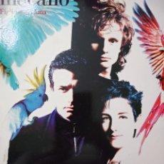 Disques de vinyle: MECANO EN ITALIANO LP SELLO ARIOLA EDITADO EN ITALIA.... Lote 226655940