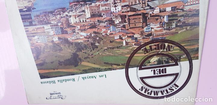 Discos de vinilo: LP-ESTAMPAS DEL NORTE-LOS ANAYAK Y RONDALLA BIDASOA-1972-OLIMPO- - Foto 2 - 226656040