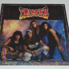 Discos de vinilo: LP TRIXTER - TRIXTER. Lote 226661045