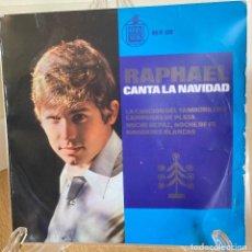 Discos de vinilo: RAPHAEL CANTA LA NAVIDAD. Lote 226680750