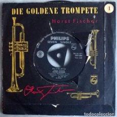Dischi in vinile: SOEUR SOURIRE. DOMINIQUE/ ALLELUIA. PHILIPS, RODHESIA 1963 SINGLE. Lote 226688960