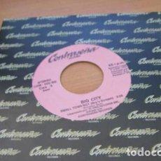 Discos de vinilo: BIG CITY (2) – SMALL TOWN BOY SELLO: CONTRASEÑA RECORDS. Lote 226692660