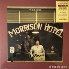 Discos de vinilo: THE DOORS MORRISON HOTEL (LP+2XCD DELUXE EDITION) . ROCK AND ROLL JIM MORRISON. Lote 226703030
