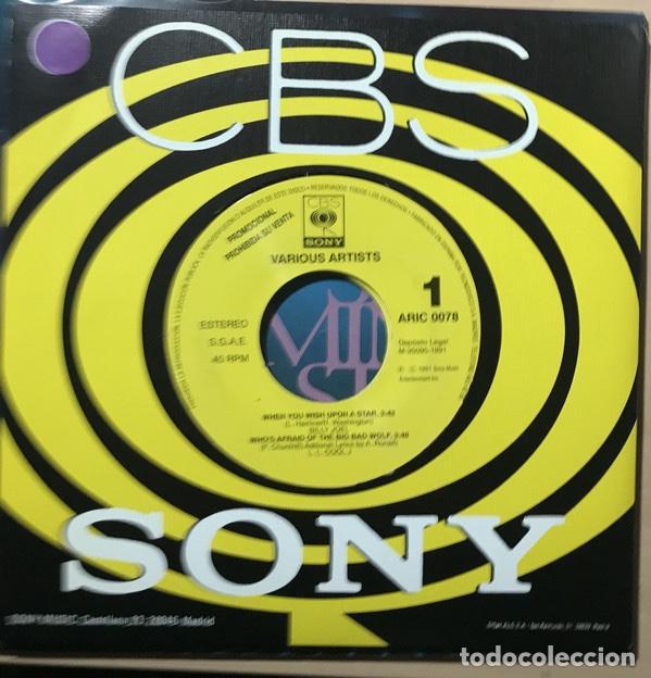 """Discos de vinilo: lote discos 7""""sello CBS en perfecto estado. - Foto 2 - 226704987"""