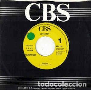 """Discos de vinilo: lote discos 7""""sello CBS en perfecto estado. - Foto 8 - 226704987"""