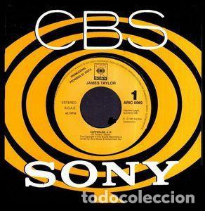 """Discos de vinilo: lote 6 discos sello CBS 7"""" - Foto 3 - 226706610"""