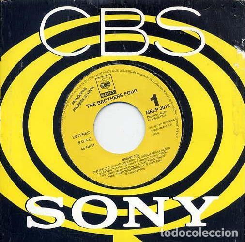 """Discos de vinilo: lote 6 discos sello CBS 7"""" - Foto 4 - 226706610"""