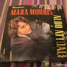 Discos de vinilo: EP MARA MORRIS ALDO ATTUALI DISCOPHON 17086 SPAIN. Lote 226749050