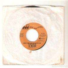 "Discos de vinilo: AL WILSON 7"" USA IMPORTACION 45 MEDLEY I WON´T LAST A DAY WITHOUT 1974 SINGLE VINILO FUNK R&B SOUL. Lote 226755435"