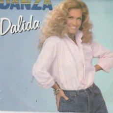 Discos de vinilo: 45 GIRI DI DALIDA DANZA /TONY LABEL CARRERE FRANCE 1979 ORLANDO VGVG+. Lote 226755485