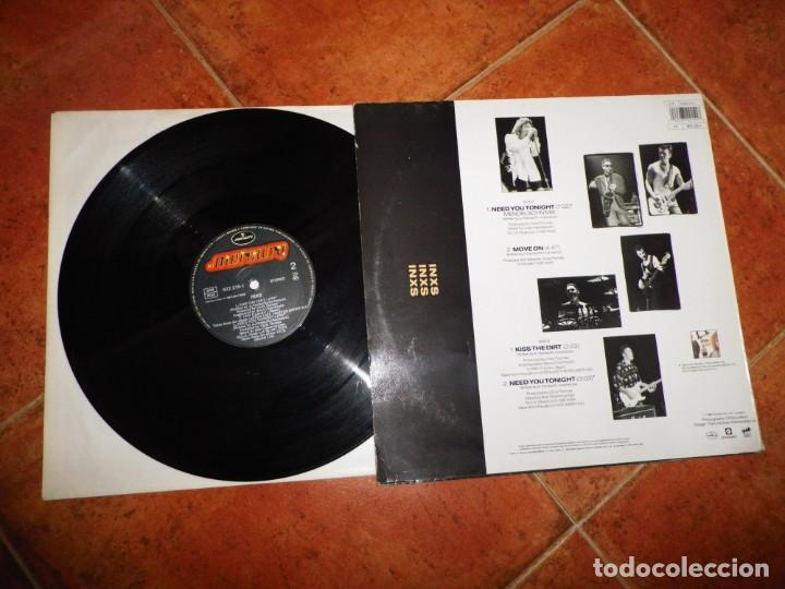 Discos de vinilo: INXS Need you tonight MAXI SINGLE VINILO 1987 ESPAÑA CONTIENE 4 TEMAS - Foto 2 - 226758585