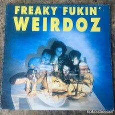 Discos de vinilo: FREAKY FUKIN' WEIRDOZ - F.F.W. . LP . 1989 GERMANY. Lote 226769235
