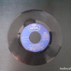 Discos de vinilo: DESFILE DE VILLANCICOS REGAL 1959 CORO DE NIÑOS Y ORQUESTA ARRE BORRIQUITA LA VIRGEN ES PANADERA. Lote 226771322