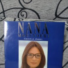 Discos de vinilo: NANA MOUSKOURI - CONCIERTO EN ARANJUEZ. Lote 226772740