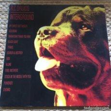 Discos de vinilo: R C DRUIDS INTERGROUND LP VINILO BUENA CONSERVACION. Lote 226777250