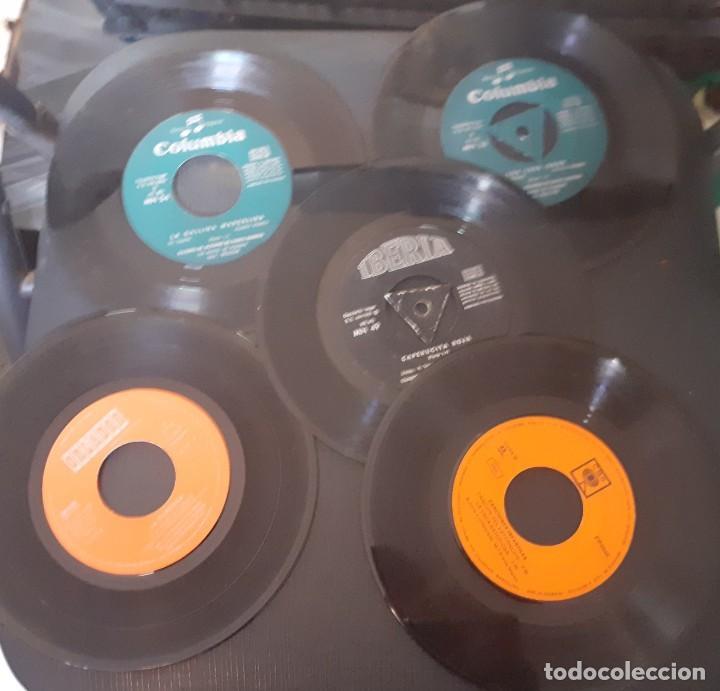 Discos de vinilo: LOTE 5 DISCOS 3 CUENTOS + 2 DISCOS CANCIONES INFANTILES (1 MAXI + 1 SINGLE) VER FOTOS Y DESCRIPCION - Foto 11 - 226779060