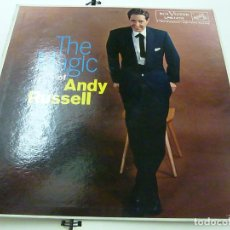Discos de vinilo: THE MAGIC OF ANDY RUSSELL - LP - RCA VICTOR - N. Lote 226785205