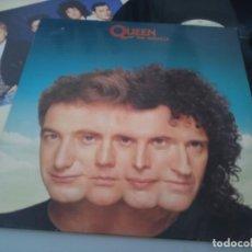 Discos de vinilo: QUEEN - THE MIRACLE ..LP DE 1989 ..1ª EDICION CON LETRAS - BUEN ESTADO - EMI .. Lote 226785306