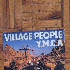 Discos de vinilo: VILLAGE PEOPLE – Y.M.C.A. SELLO: BARCLAY – 128 093 FORMATO: VINYL, 7 , 45 RPM, SINGLE +++. Lote 226795795