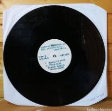 Discos de vinilo: LP ALBUM , BLACK ROOTS , START AFRESH , TEST PRESSING.. Lote 226797165