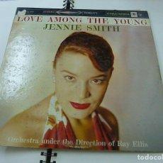 Discos de vinilo: JENNIE SMITH – LOVE AMONG THE YOUNG - LP - COLUMBIA - CS 8028 - LP -N. Lote 226804115