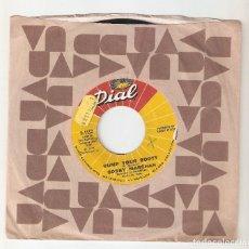 "Discos de vinilo: BOBBY MARCHAN 7"" USA IMPORTACION 45 BUMP YOUR BOOTY 1974 SINGLE VINILO FUNK R&B SOUL DISCO DIAL REC.. Lote 226804625"