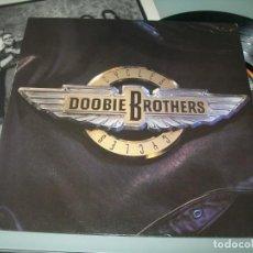 Discos de vinilo: DOOBIE BROTHERS - CYCLES ..LP DE CAPITOL RECORDS 1989 ORIGINAL ESPAÑOL - CON LETRAS - MUY DIFICIL. Lote 226771515